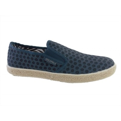 GURU SHOES GU618342 ΜΠΛΕ