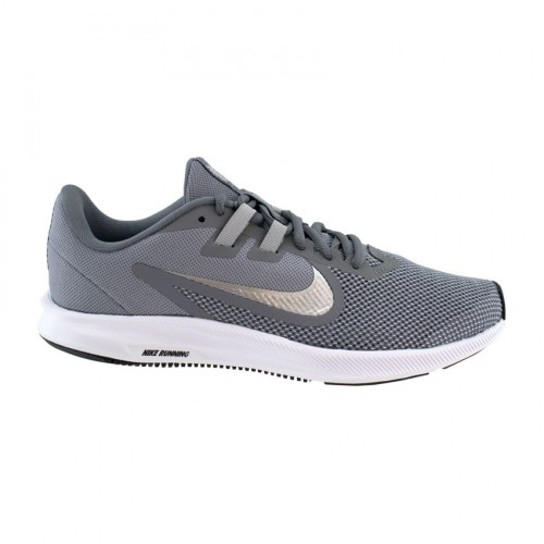 NIKE DOWNSHIFTER 9 AQ7486 004 GREY SILVER