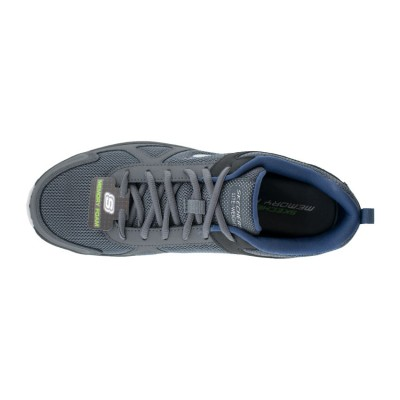 SKECHERS TRACK SCLORIC 52631 GYNV ΓΚΡΙ ΡΑΦ