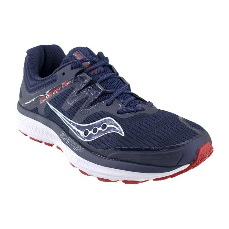 SAUCONY GUIDE ISO S20415 3 BLUE RED
