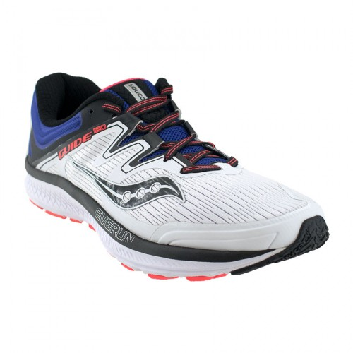 SAUCONY GUIDE ISO S20415 4 WHITE BLUE
