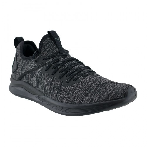 PUMA IGNITE FLASH EVOKNIT 190508 20 ΜΑΥΡΟ
