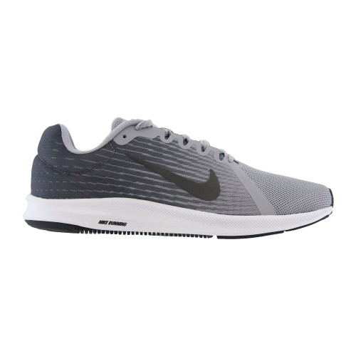 NIKE DOWNSHIFTER 8 908984 004 ΑΝΘΡΑΚΙ ΓΚΡΙ