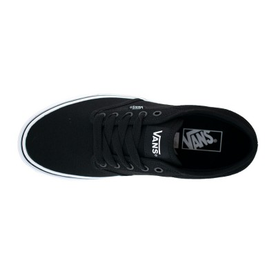 VANS ATWOOD CANVAS VN000TUY1871 ΛΕΥΚΟ ΜΑΥΡΟ