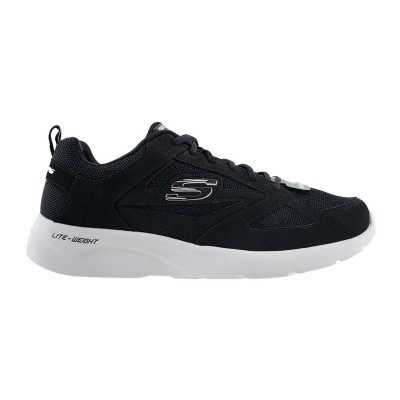 SKECHERS DYNAMIGHT 2 58363 BBK ΜΑΥΡΟ
