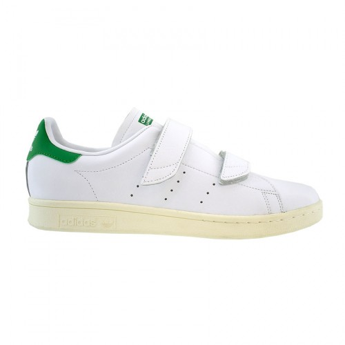 ADIDAS ORIGINALS UNISEX STAN SMITH S76662 ΛΕΥΚΟ/ΠΡΑΣΙΝΟ