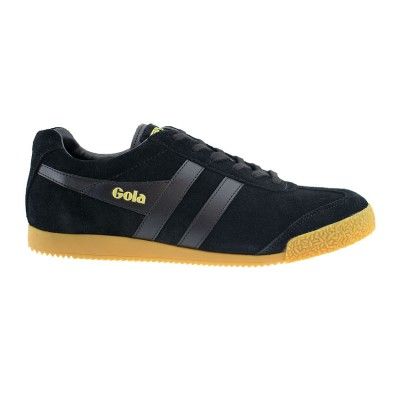 GOLA SUEDE LEATHER CMA192LF ΜΑΥΡΟ
