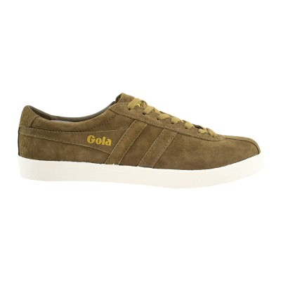 GOLA SUEDE LEATHER CMA558FW ΚΑΦΕ