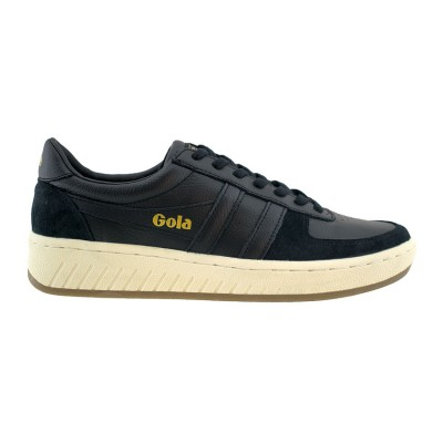 GOLA LEATHER CMA565BB ΜΑΥΡΟ