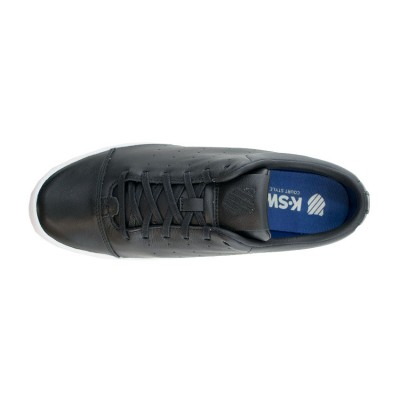 K SWISS WASHBURN 03521 002 ΜΑΥΡΟ