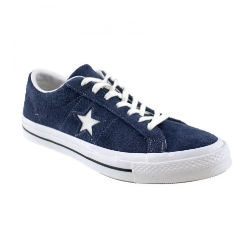 CONVERSE ONE STAR PREMIUM SUEDE 158371C BLUE