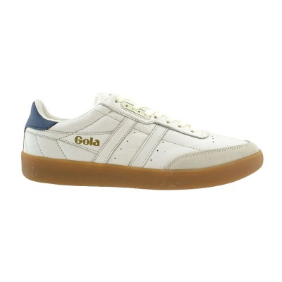 GOLA INCA LEATHER CMA686 OW1 ΛΕΥΚΟ