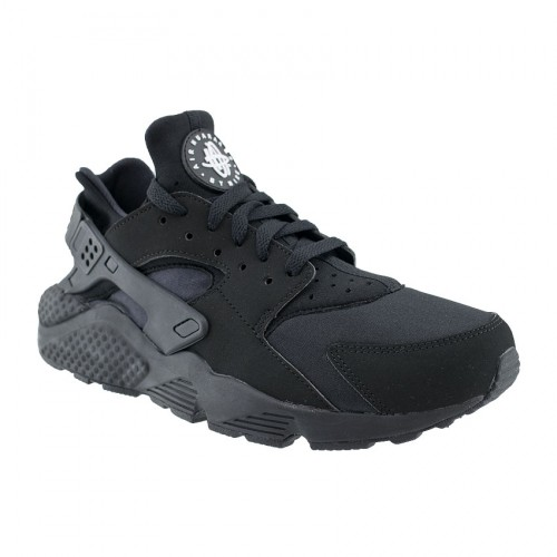 NIKE AIR HUARACHE 318429 003 BLACK
