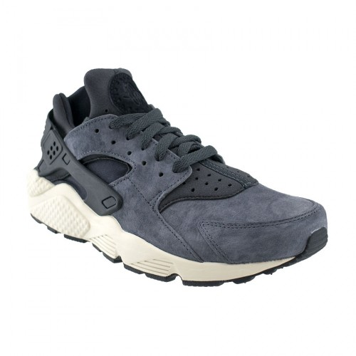 NIKE AIR HUARACHE RUN PREMIUM 704830 016 DARK GREY