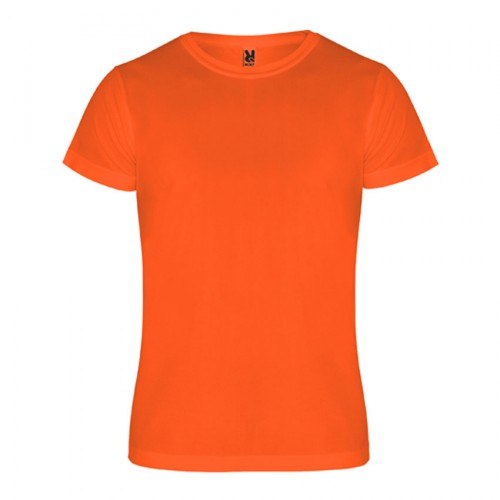 ROLY T SHIRT KID CAMIMERA CA0450 223 ORANGE