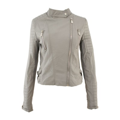 VOYELLES CASUAL SYNTHETIC LEATHER 3B069 ΓΚΡΙ