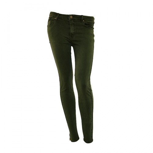 SIMPLY CHIC CASUAL PANTS 5 POCKETS JL152 OLIIVE