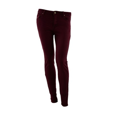 SIMPLY CHIC CASUAL PANTS 5 POCKETS JL157 ΜΠΟΡΝΤΟ