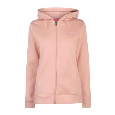 LA GEAR FULL ZIP HOODY 65075 91 ΡΟΖ