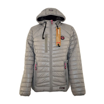 GEOGRAPHICAL NORWAY JACKET BAMBY WN674F ΓΚΡΙ