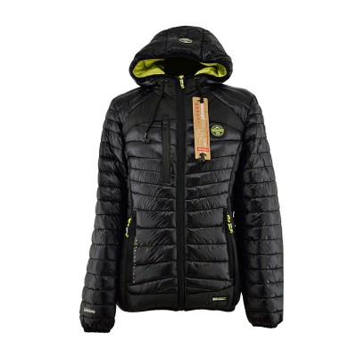 GEOGRAPHICAL NORWAY JACKET BAMBY WN674F ΜΑΥΡΟ