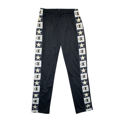 CHAMPION PANTS 112496 KK001 ΜΑΥΡΟ