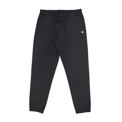 CHAMPION CUFF PANTS 112418 KK001 ΜΑΥΡΟ