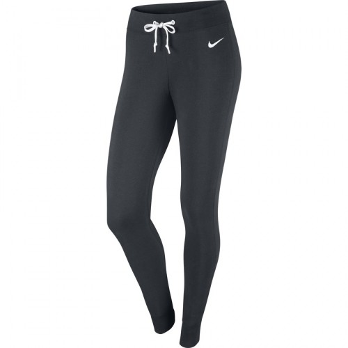 NIKE CLUB PANT TIGHT 614930-010 ΜΑΥΡΟ