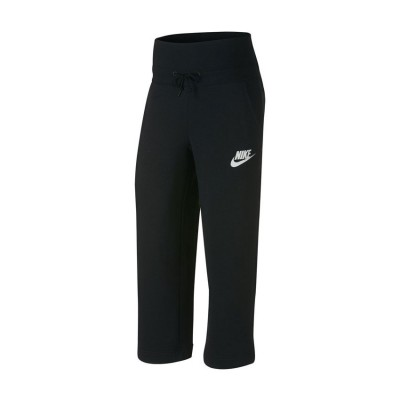 NIKE SPORTSWEAR RALLY PANTS 931872 010 ΜΑΥΡΟ