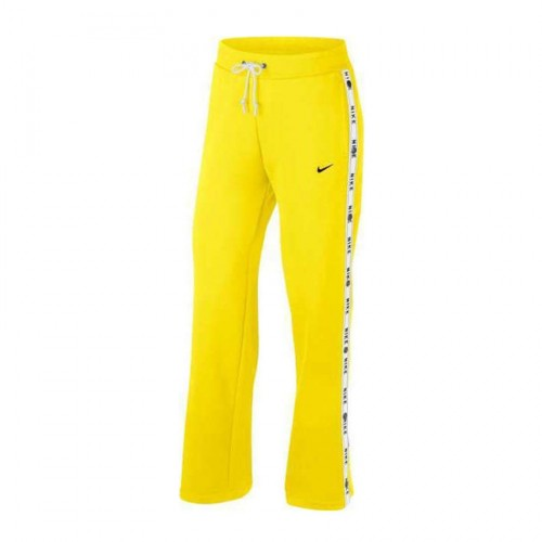 NIKE WMNS NSW PANT LOGO AR9841 731 YELLOW
