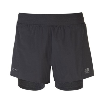 KARRIMOR 2 IN 1 SHORTS 57290 90 ΑΝΘΡΑΚΙ
