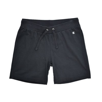 CHAMPION SHORTS 110175 KK001 ΜΑΥΡΟ