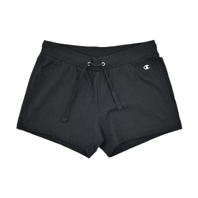 CHAMPION SHORTS 110176 KK001 ΜΑΥΡΟ