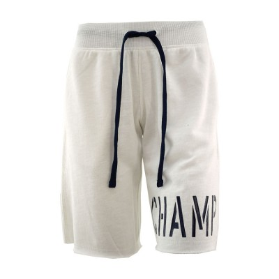 CHAMPION SHORTS 110186 WW001 ΛΕΥΚΟ