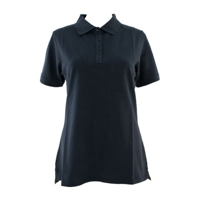 ELEVATE T SHIRT POLO 3808999 ΜΑΥΡΟ