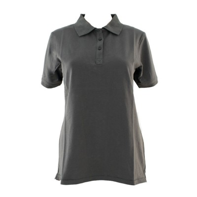 ELEVATE T SHIRT POLO 3808995 ΑΝΘΡΑΚΙ