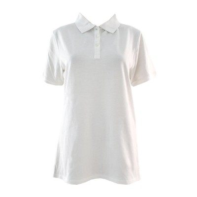 ELEVATE T SHIRT POLO 3808901 ΛΕΥΚΟ