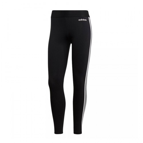 ADIDAS ESSENTIALS 3 STRIPES TIGHTS DP2389 BLACK WHITE