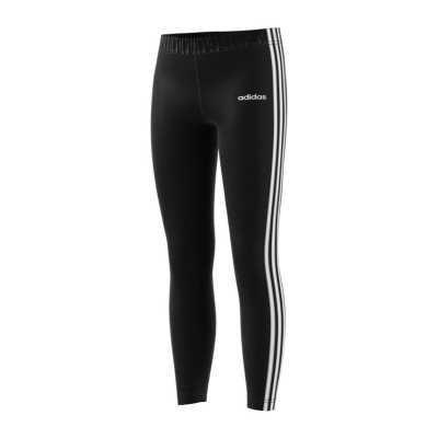 ADIDAS ESSENTIALS 3 STRIPES TIGHTS DV0367 ΜΑΥΡΟ