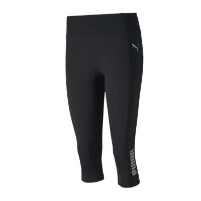 PUMA 3/4 WOMENS TIGHTS 581480 01 ΜΑΥΡΟ