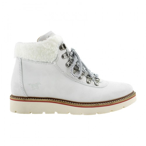 MUSTANG LEATHER 2886603 100 WHITE