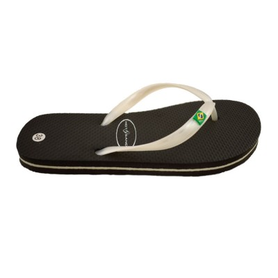 HOT SAND SANDAL 72816 BLACK ΜΑΥΡΟ/ΓΚΡΙ