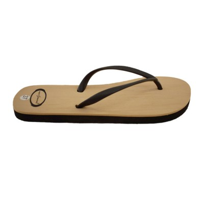 HOT SAND SANDAL 72723 BLACK ΜΑΥΡ/ΜΠΕΖ