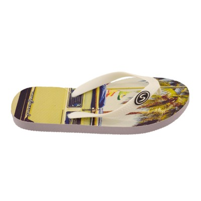 HOT SAND SANDAL 72824 WHITE ΛΕΥΚΟ