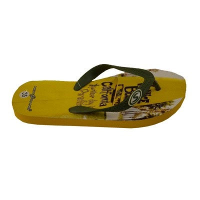 HOT SAND SANDAL 72824 YELLOW ΚΙΤΡΙΝΟ