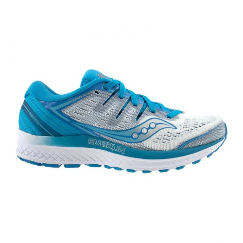 SAUCONY GUIDE ISO 2 S10464 36 SKY BLUE GREY