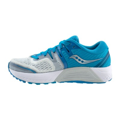 SAUCONY GUIDE ISO 2 S10464 36 ΓΑΛΑΖΙΟ ΓΚΡΙ