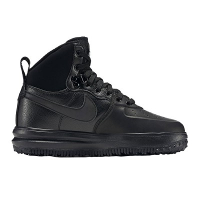 NIKE  LUNAR FORCE 1 GS 706803 002 ΜΑΥΡΟ
