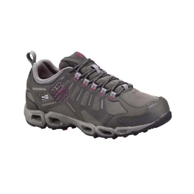 COLUMBIA VENTFREAK OUTDRY LEATHER BL3963 28 ΓΚΡΙ