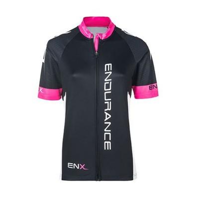 ENDURANCE RUHE W S/S CYCLING SHIRT E171481